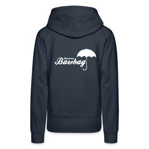 Hurricane Bawbag Brolly - Women's Premium Hoodie