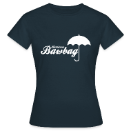 T-Shirts ~ Women's T-Shirt ~ Hurricane Bawbag Brolly