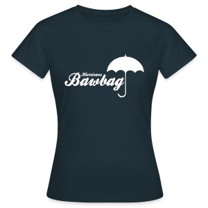 Hurricane Bawbag Brolly - Women's T-Shirt