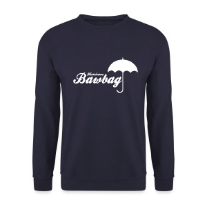 Hurricane Bawbag Brolly - Men's Sweatshirt