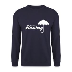 Hurricane Bawbag Brolly - Men's Sweatshirt