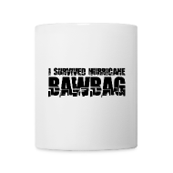 Mugs & Drinkware ~ Mug ~ I Survived Hurricane Bawbag
