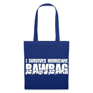 I Survived Hurricane Bawbag - Tote Bag