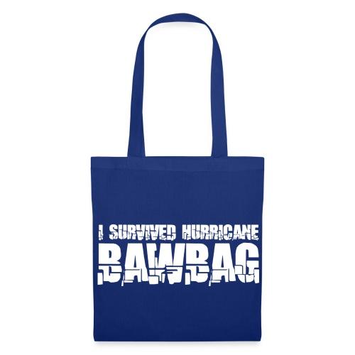 I Survived Hurricane Bawbag - Tote Bag