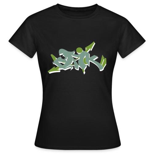 Atik graffiti - T-shirt Femme