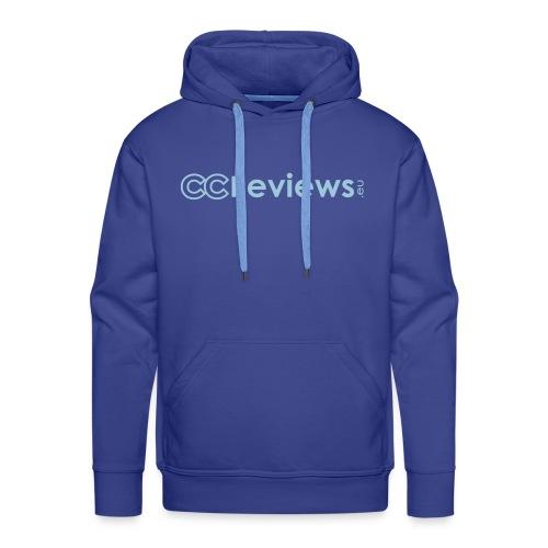 CCReviews.eu Hoodie - Men's Premium Hoodie