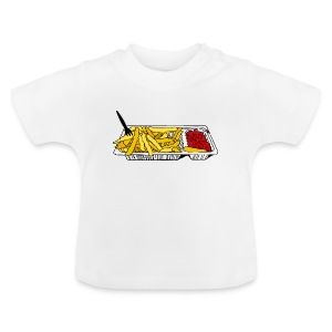Belgian Fries for babies - Baby T-Shirt