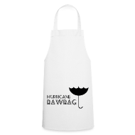 Aprons ~ Cooking Apron ~ Hurricane Bawbag Brolly Up