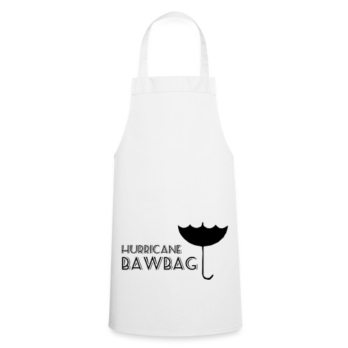 Hurricane Bawbag Brolly Up - Cooking Apron