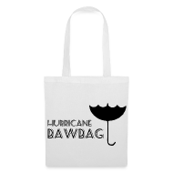Bags & Backpacks ~ Tote Bag ~ Hurricane Bawbag Brolly Up