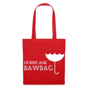 Hurricane Bawbag Brolly Up - Tote Bag