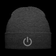 Caps & Mützen ~ Wintermütze ~ Power (Flockdruck) - Wintermütze