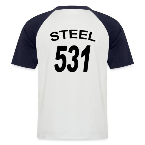 cycling 531 - Men's Baseball T-Shirt