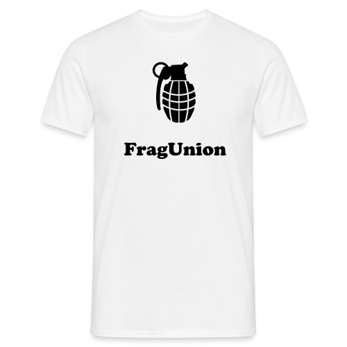 FragUnion  - Men's T-Shirt
