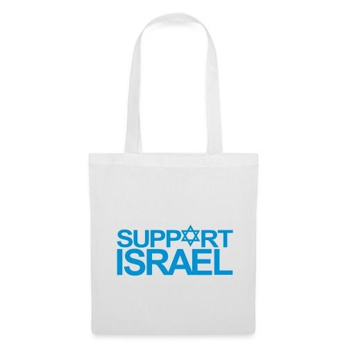 SUPPORT ISRAEL - Stoffbeutel
