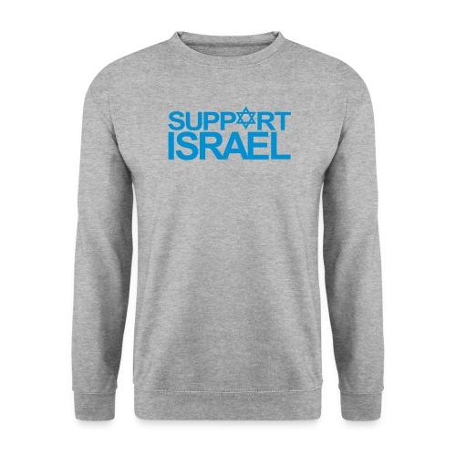 SUPPORT ISRAEL - Männer Pullover