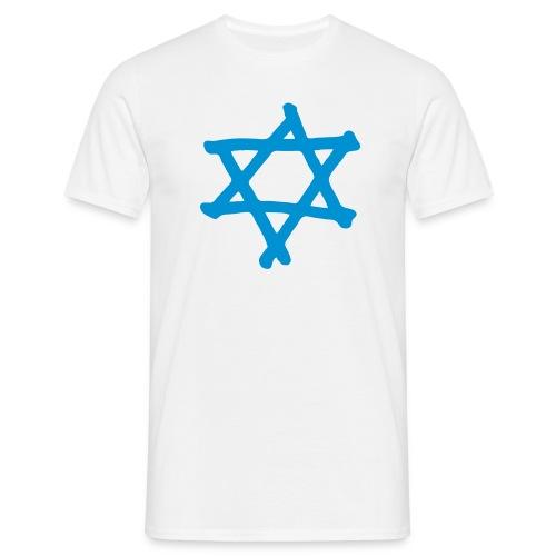 Davidstern 2 - Männer T-Shirt