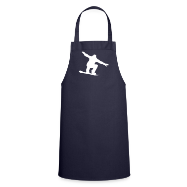 snowboarder jump  Aprons