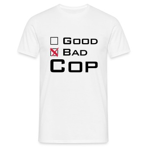 Bad Cop - Men's T-Shirt