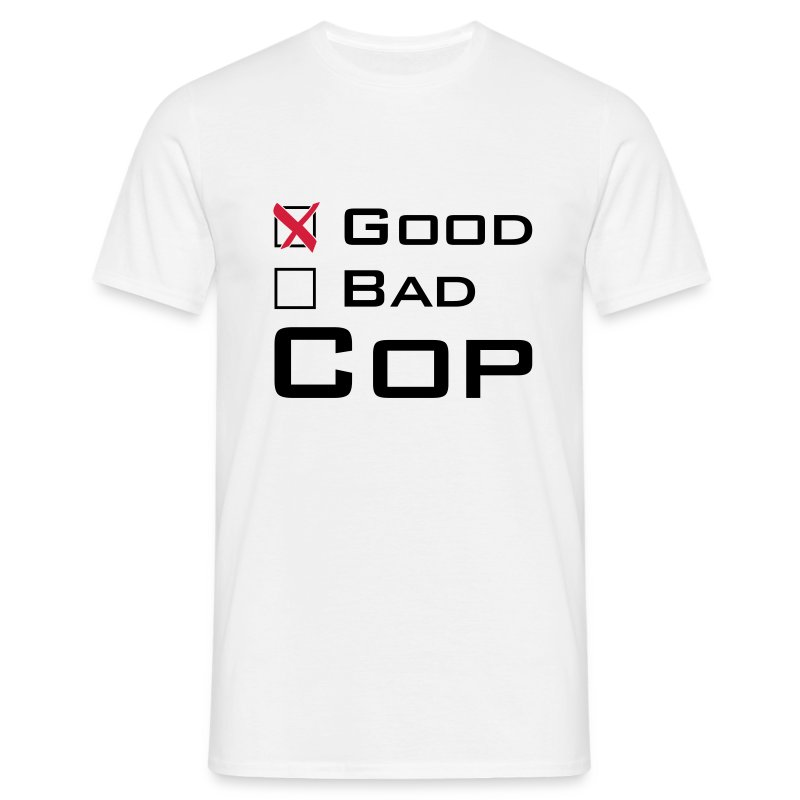 Good Cop - Men's T-Shirt