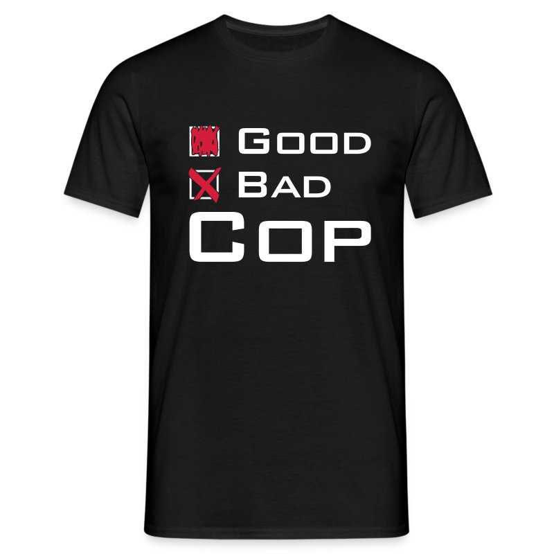 Bad Cop 2 - Men's T-Shirt