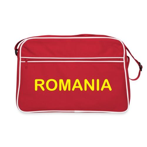 Retrotasche ROMANIA - Retro Tasche