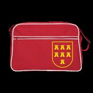 Taschen & Rucksäcke ~ Retro Tasche ~ Retrotasche mit dem Wappen der Siebenbürger Sachsen
