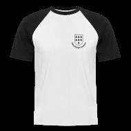 T-Shirts ~ Männer Baseball-T-Shirt ~ Baseballshirt