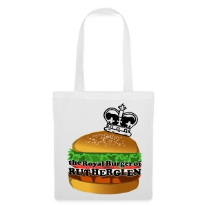 Royal Burger of Rutherglen - Tote Bag