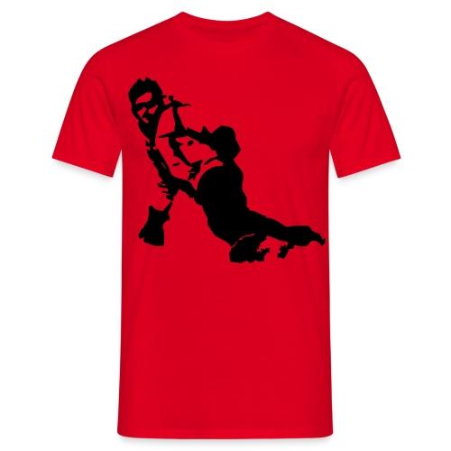 Barder Art - T-shirt herr
