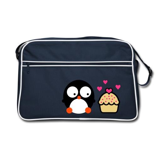 Pinguin  - Retro-tas