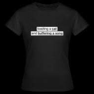 T-Shirts ~ Women's T-Shirt ~ Procatinator Classic Women's Tee (White)