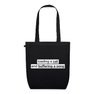 Bags & Backpacks ~ EarthPositive Tote Bag ~ Procatinator Tote Bag (Black)