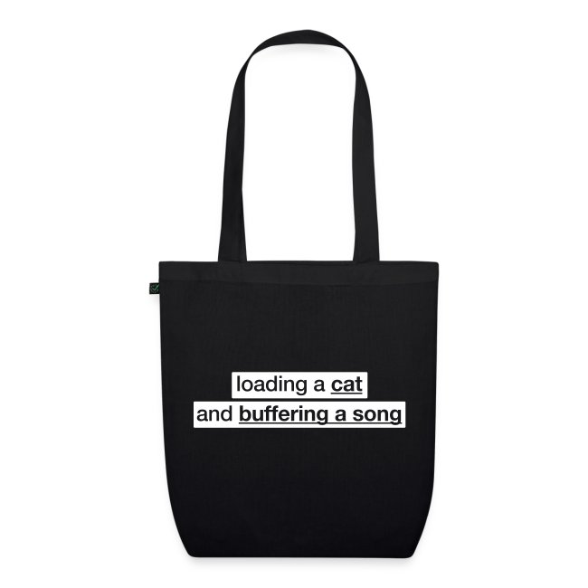 Procatinator Tote Bag (Black)