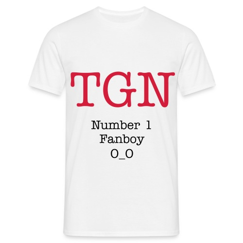 TGN Trade mark Skiff - Men's T-Shirt