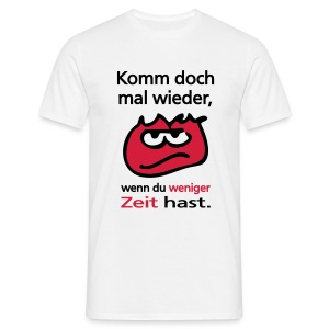 Zeit - Men's T-Shirt