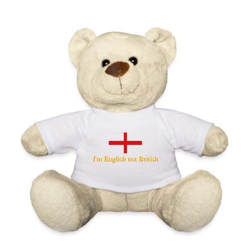 English Teddy Bear - Teddy Bear