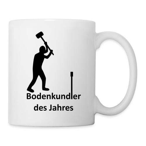 Tasse - Bodenkundler des Jahres - Tasse