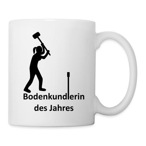 Tasse - Bodenkundlerin des Jahres - Tasse