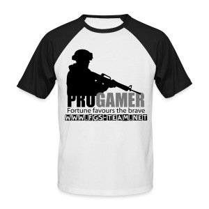 Tee-shirt French Gaming Squad - T-shirt baseball manches courtes Homme