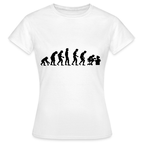 EVOLUTION SHIRT (WOMEN'S) - Women's T-Shirt