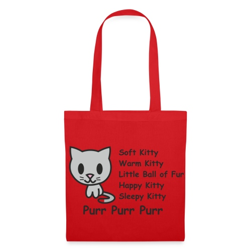 Soft Kitty - Tote Bag