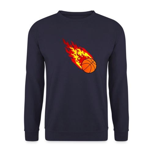 Fireball Pullover schwarz - Männer Pullover