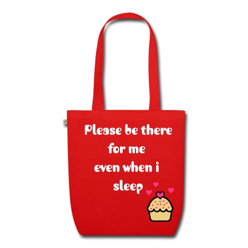 Be there for me Cupcake bag - EarthPositive Tote Bag