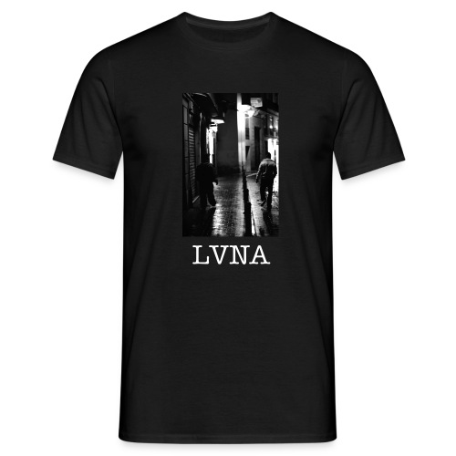 LVNA Urban Series #1 (BW) - Men's T-Shirt