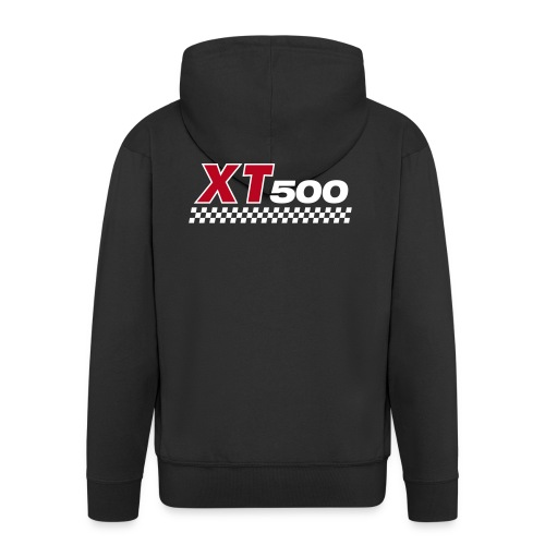 Kapuzenjacke XT 500 - Männer Premium Kapuzenjacke