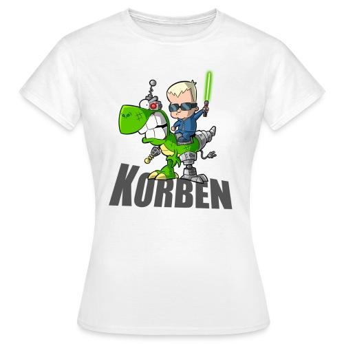 Dino femme - T-shirt Femme