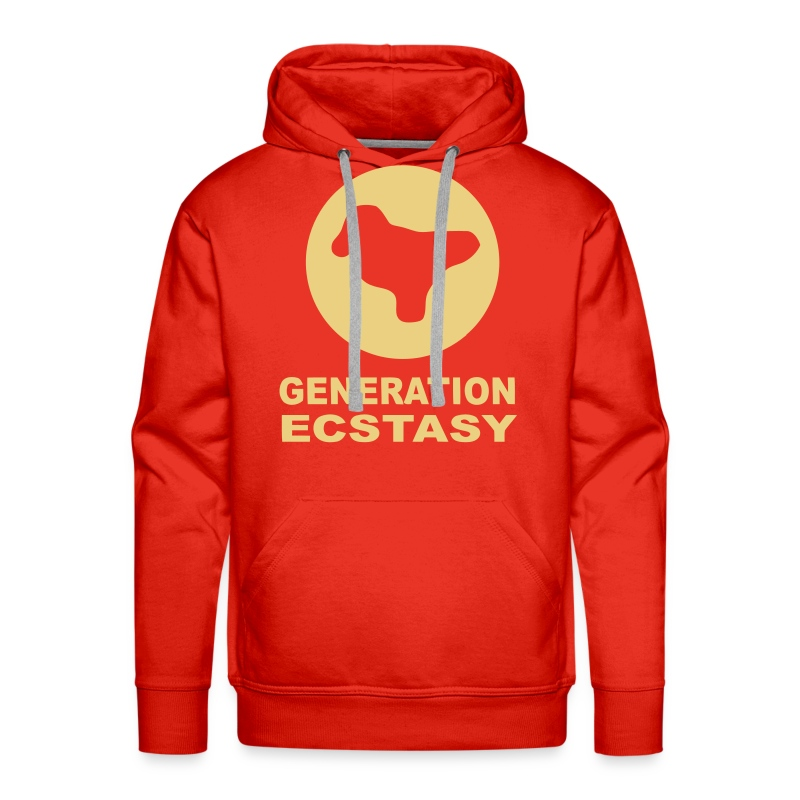 Generation Ecstasy Hooded Top - Men's Premium Hoodie