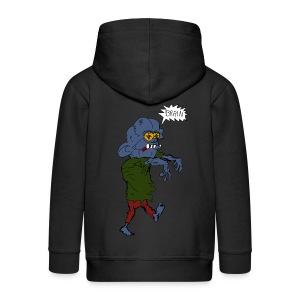 Veste enfant zombie - Veste à capuche Premium Enfant