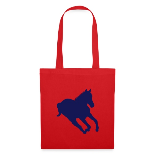 Pony Book Bag - Tote Bag